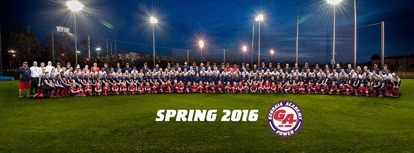 Georgia Academy Power Softball Club team