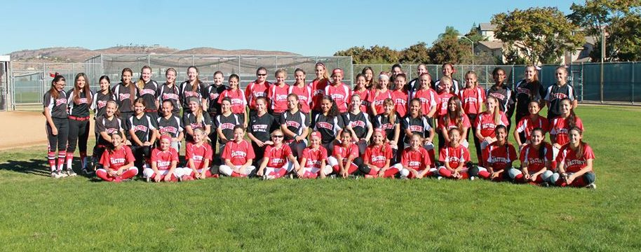 The Factory Fastpitch Club team