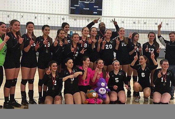 Oxygen Volleyball team