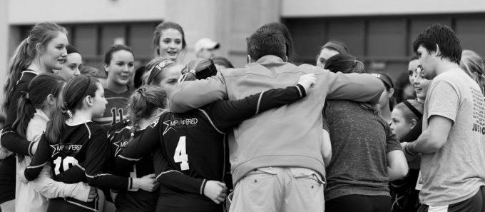 Empowered Volleyball Academy team