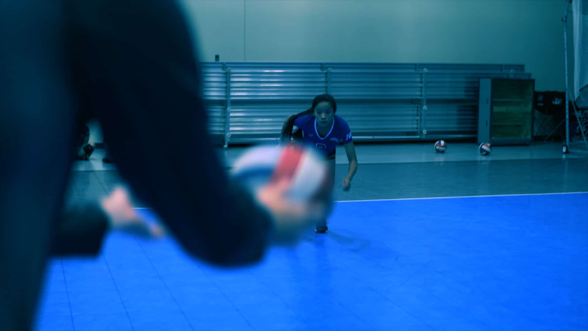 Munciana Volleyball training