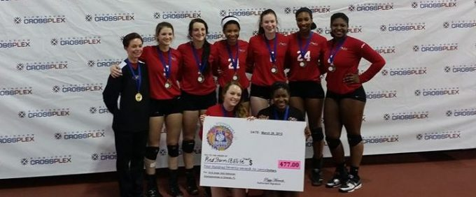 Red Storm Volleyball